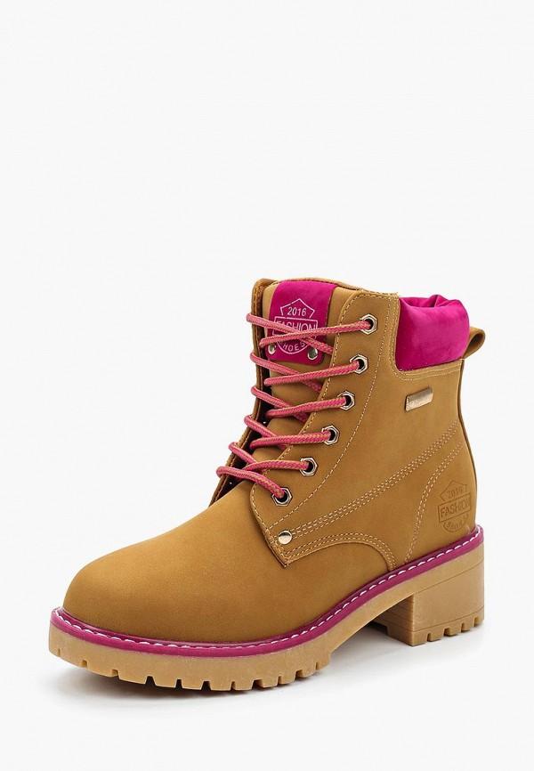 Купить Ботинки Y & L, yl002awxmk32, коричневый, Осень-зима 2017/2018