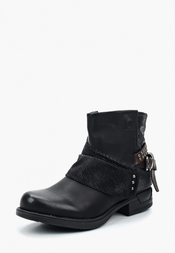 Купить Ботинки Y & L, yl002awxmk63, черный, Осень-зима 2017/2018