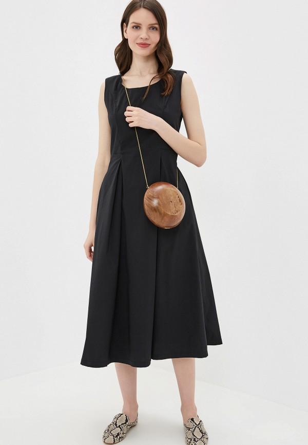Фото - Платье You&You черного цвета