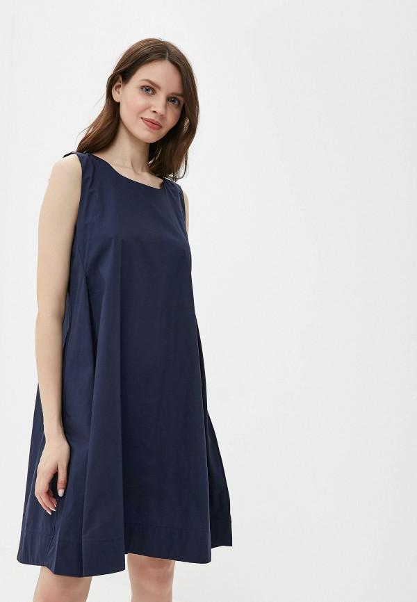 Фото - Платье You&You синего цвета