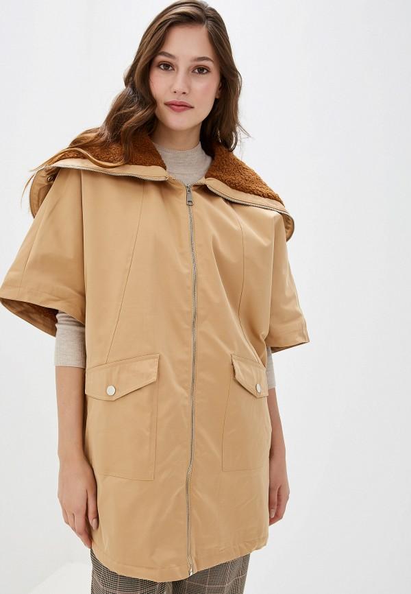 женская куртка you&you, бежевая