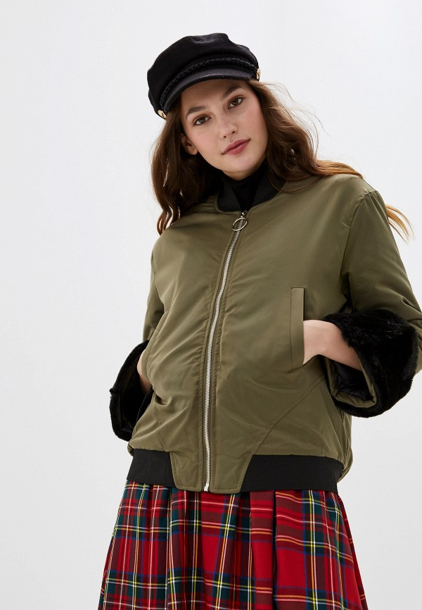 женская куртка you&you, хаки