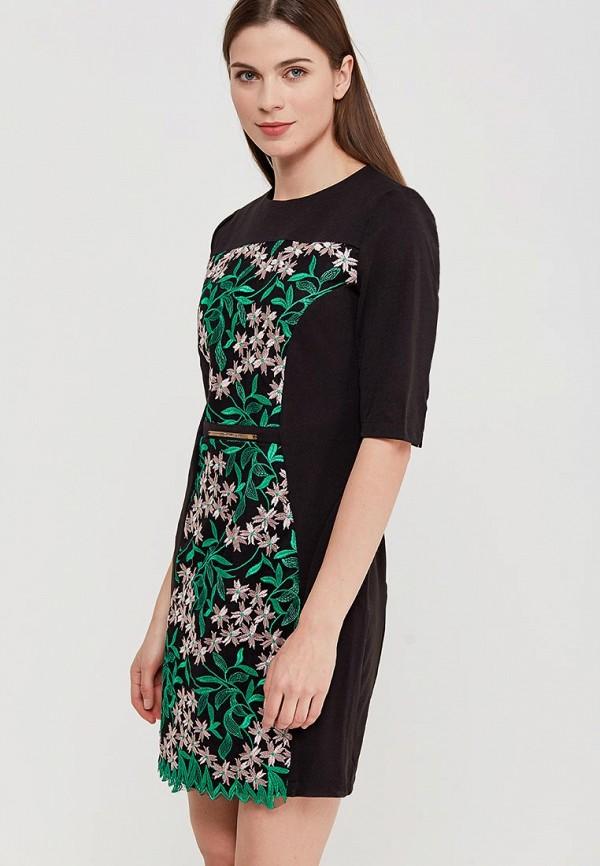 Купить Платье You&You, yo005ewpxa15, черный, Весна-лето 2018