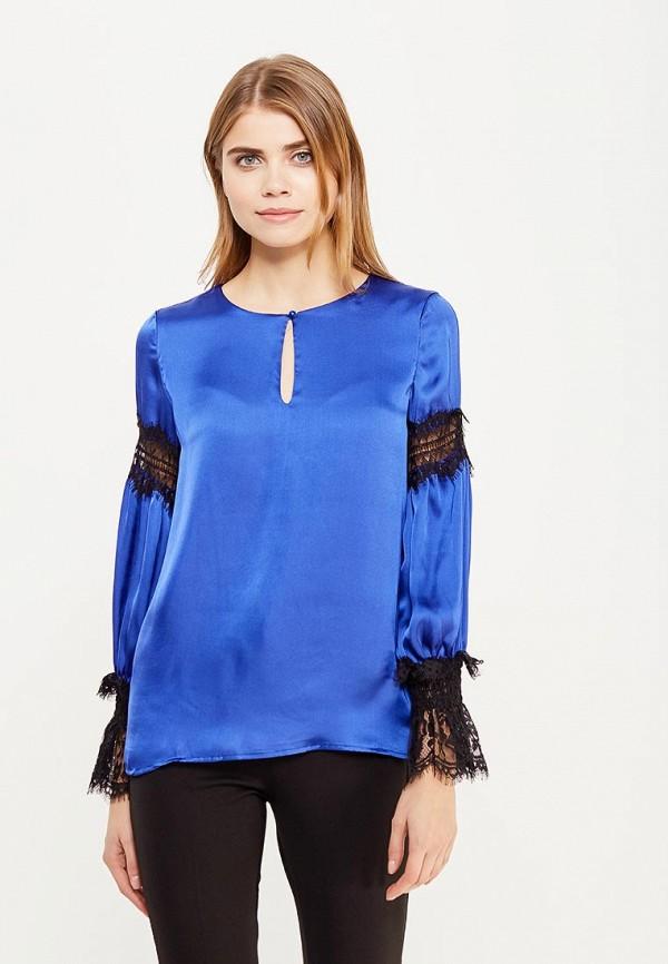Фото - Блузу You&You синего цвета