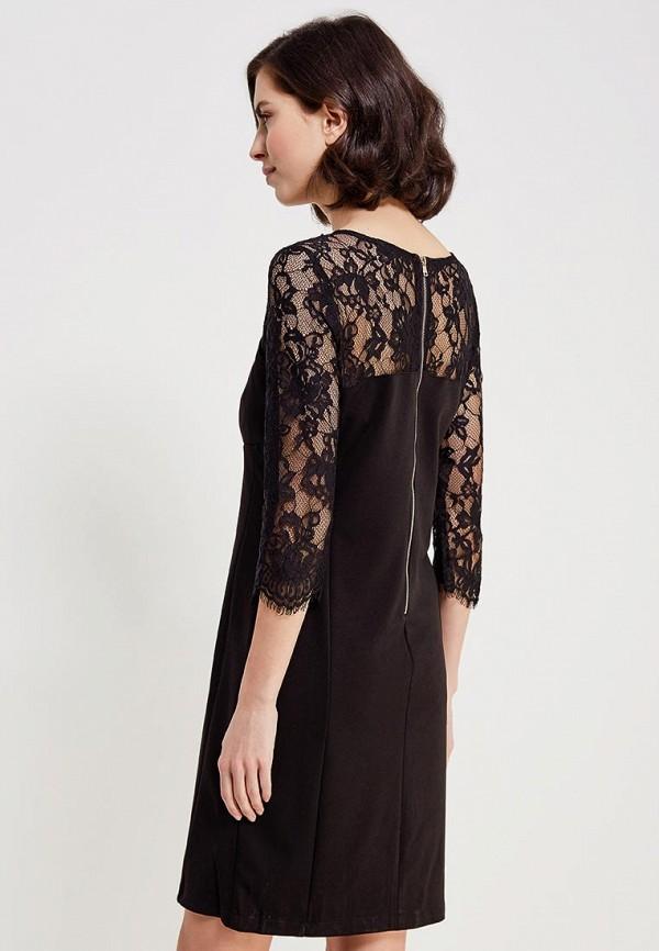 Фото 7 - Платье You&You черного цвета