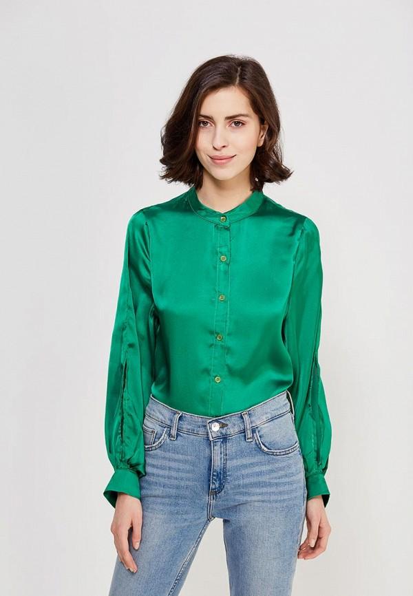 Купить Блуза You&You, yo005ewzxb52, зеленый, Весна-лето 2018