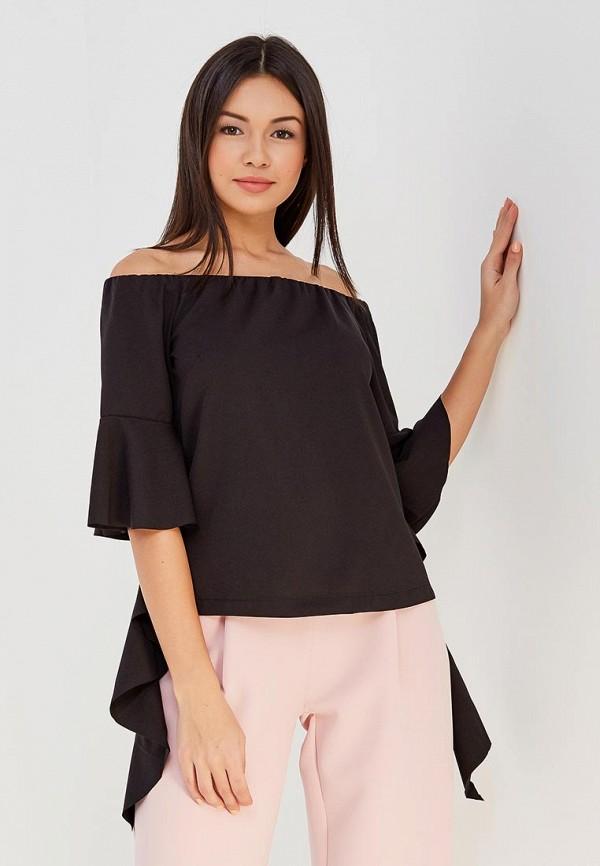 Купить Блуза You&You, yo005ewzxb60, черный, Весна-лето 2018