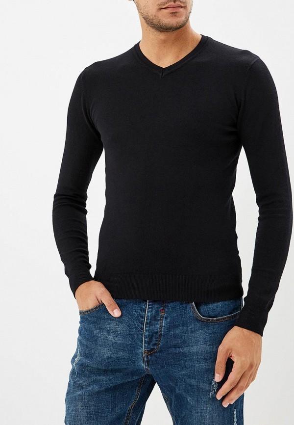 мужской пуловер y.two, черный