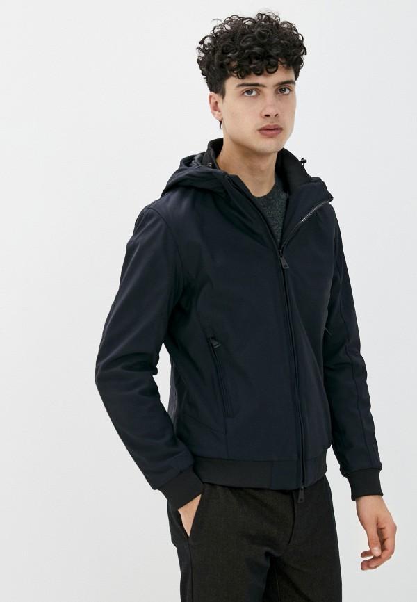 мужская куртка y.two, синяя