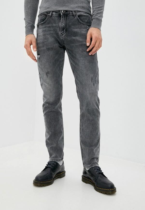 мужские зауженные джинсы y.two, серые