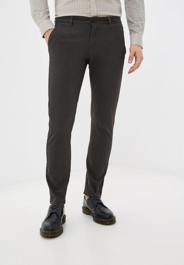 мужские повседневные брюки y.two, серые