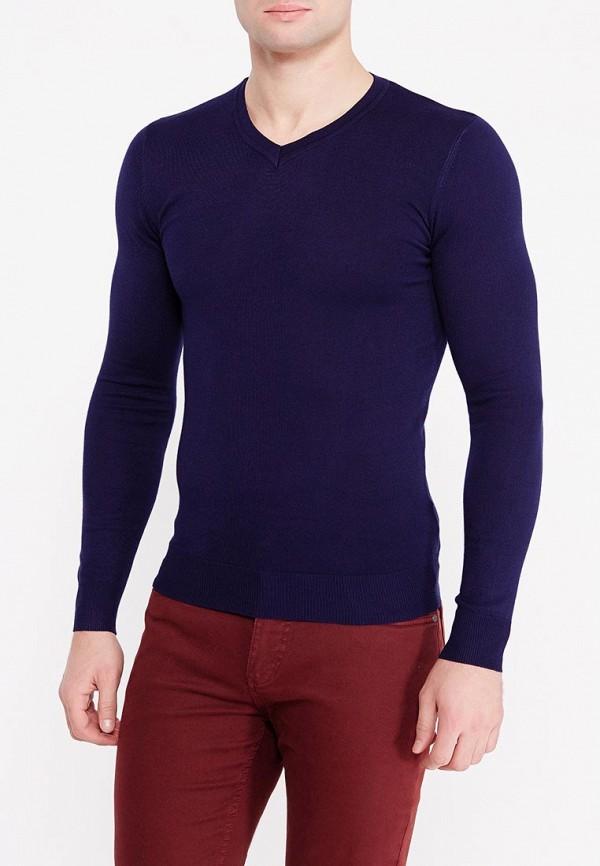 мужской пуловер y.two, синий