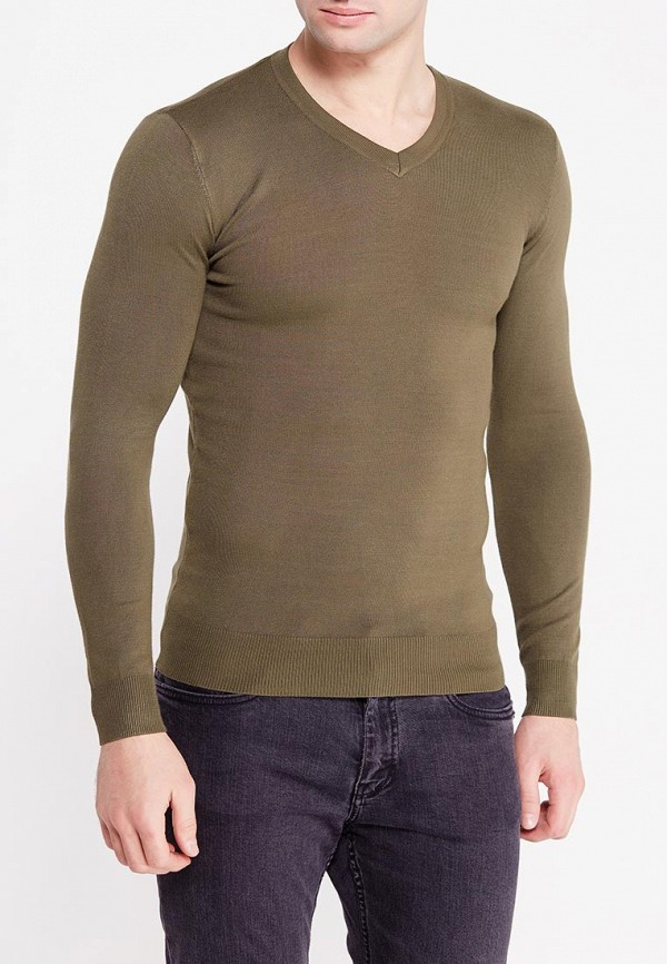 мужской пуловер y.two, хаки