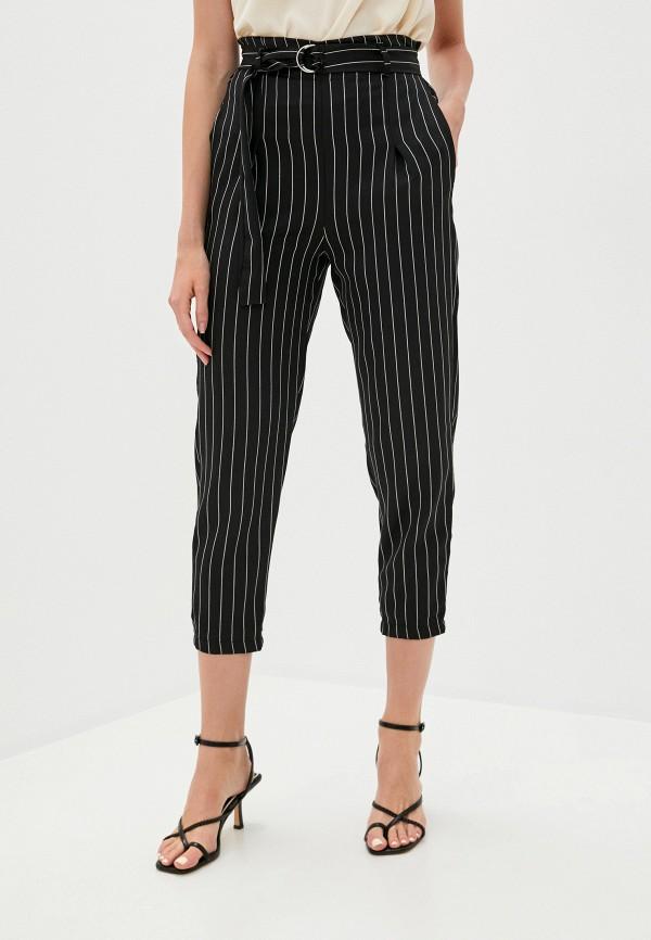 женские повседневные брюки y.two, черные
