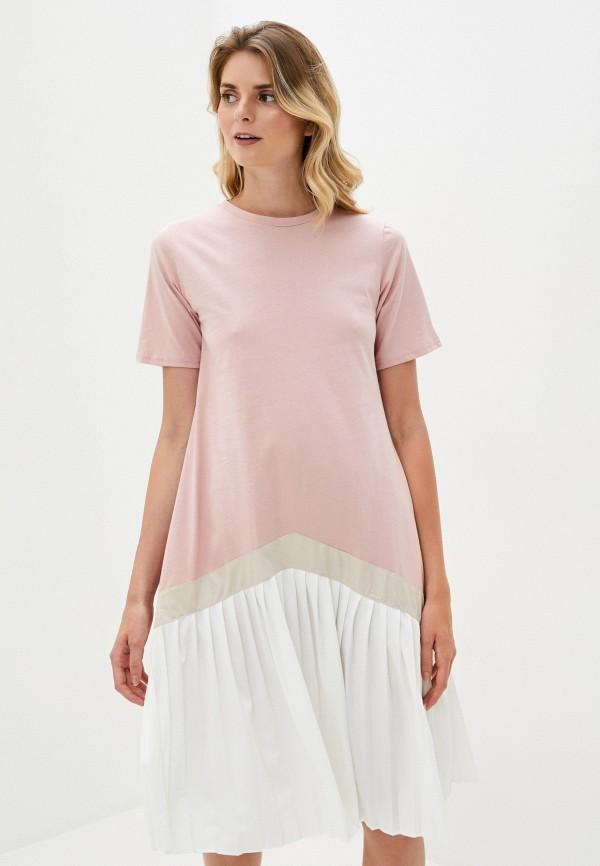 женское платье y.two, разноцветное