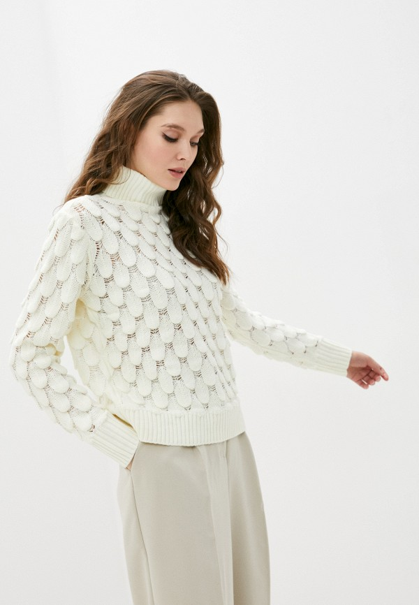 женский свитер y.two, белый
