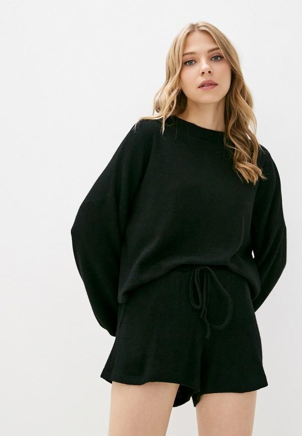 женский костюм y.two, черный