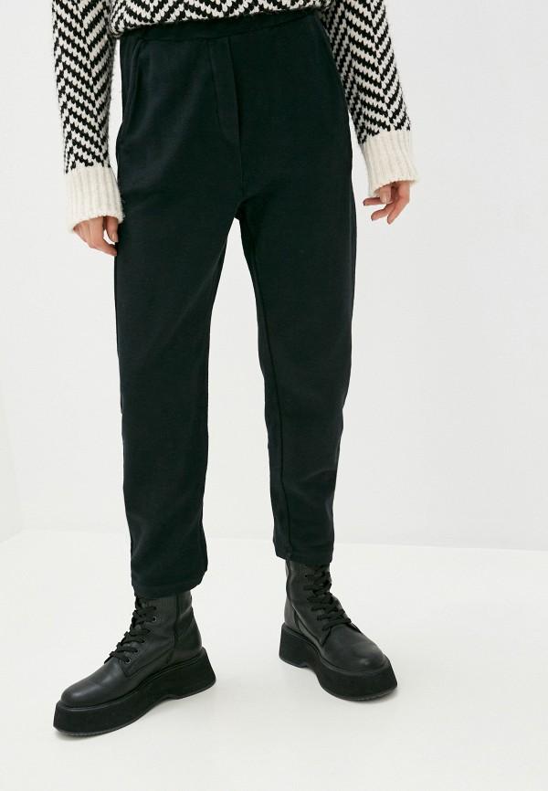 женские спортивные брюки y.two, черные