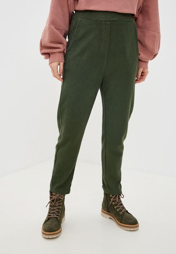 женские брюки y.two, хаки