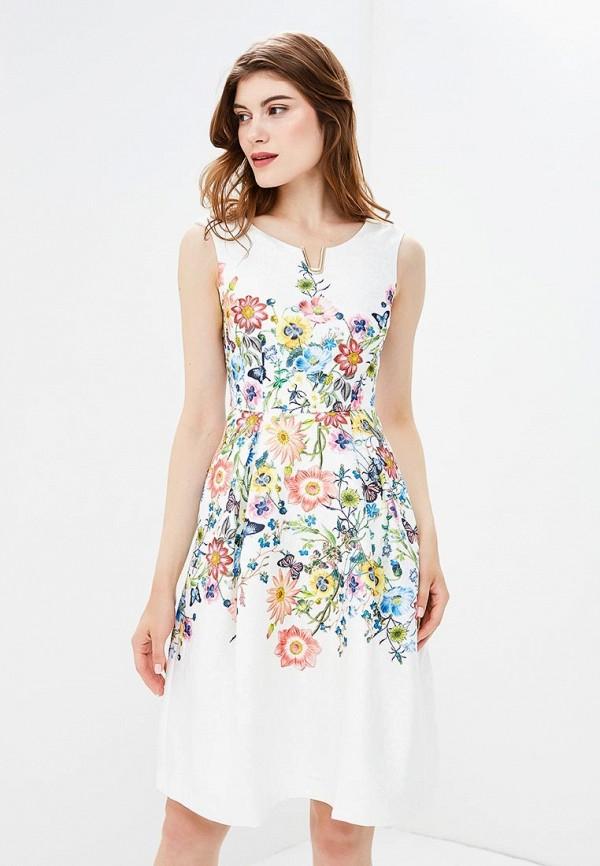 Платье Yumi Yumi YU001EWCEIG2 комфортное платье с поясом yumi платья и сарафаны мини короткие