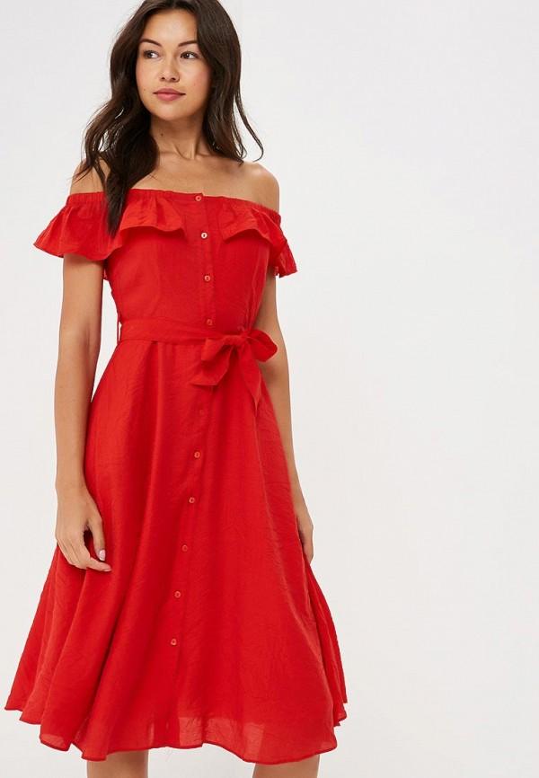 Платье Yumi Yumi YU001EWCEIK1 комфортное платье с поясом yumi платья и сарафаны мини короткие