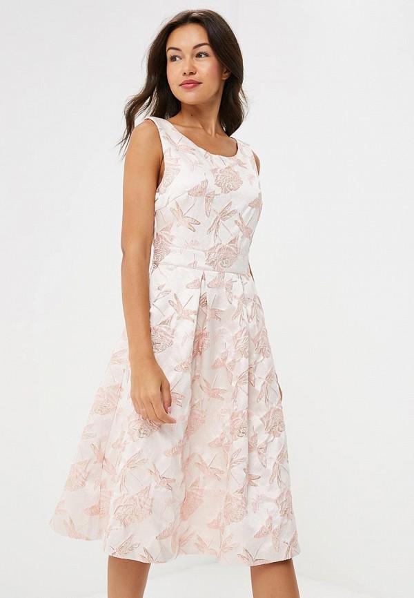 Платье Yumi Yumi YU001EWCEIK6 комфортное платье с поясом yumi платья и сарафаны мини короткие