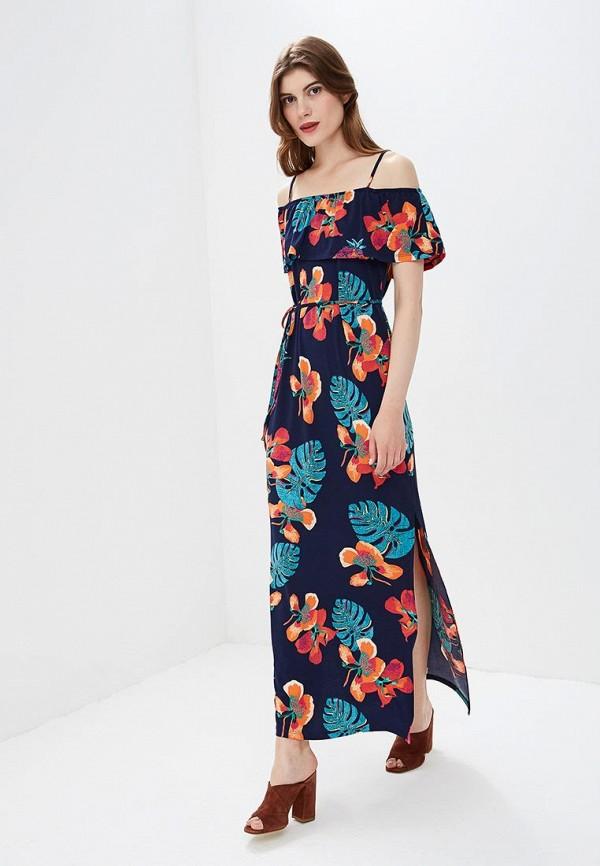 женское платье yumi, синее