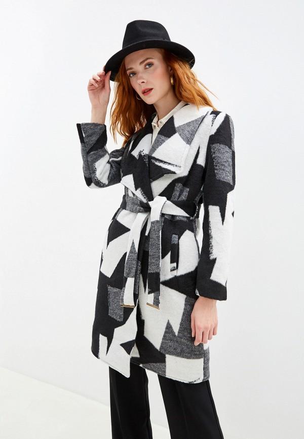 женское пальто yumi, разноцветное
