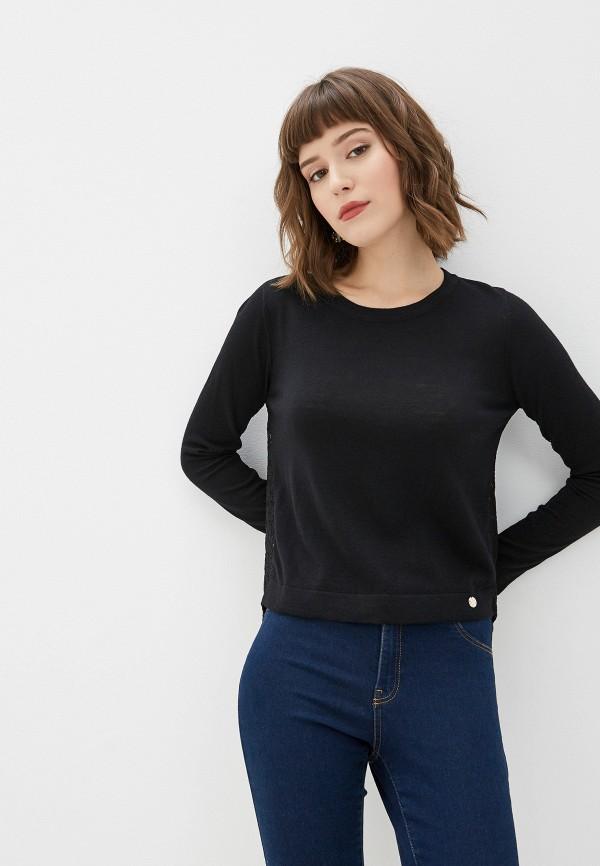 женская блузка yumi, черная