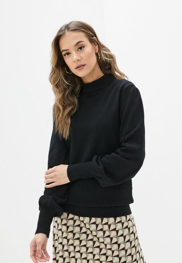 женский свитер yumi, черный