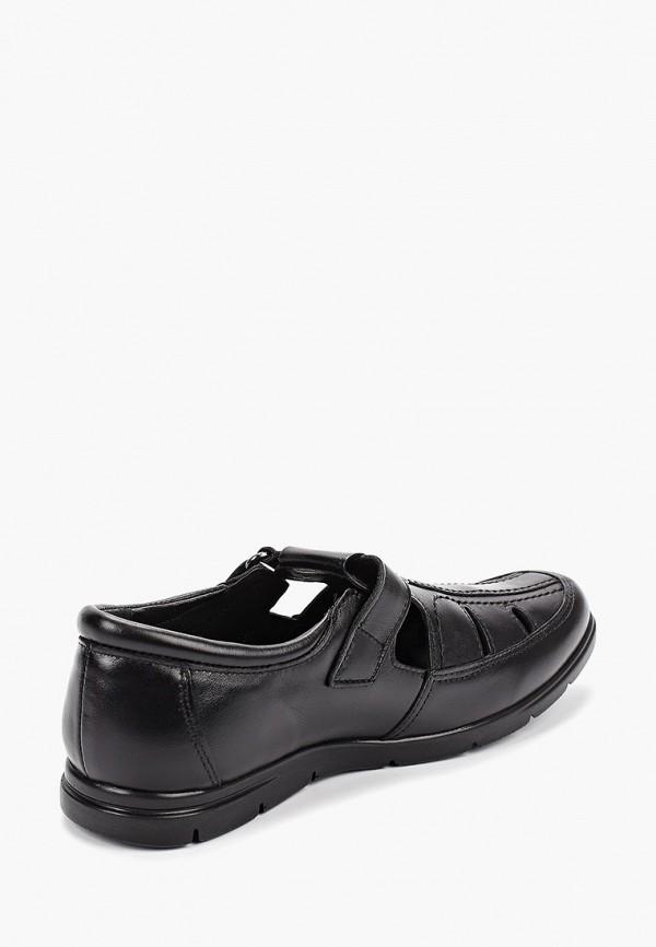 Фото 3 - Туфли Юничел черного цвета