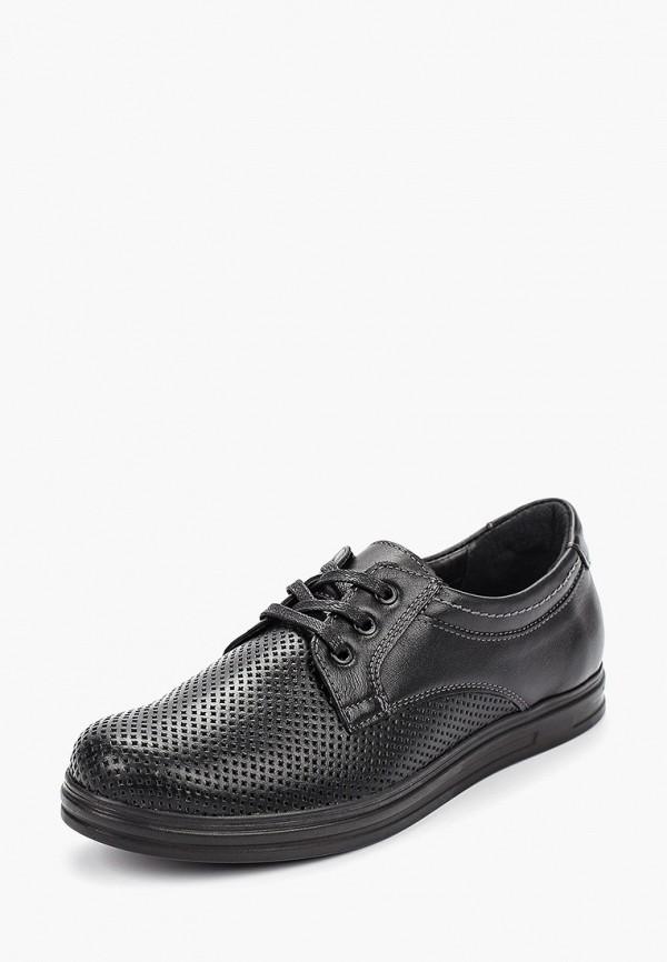 Фото 2 - Ботинки Юничел черного цвета