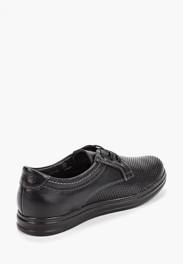 Фото 3 - Ботинки Юничел черного цвета