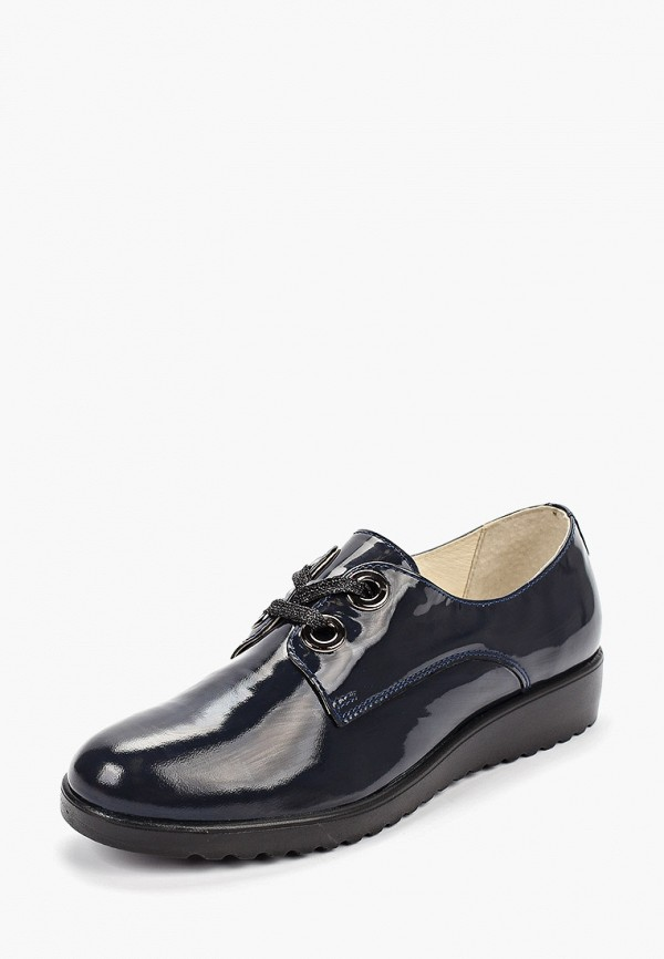 Фото 2 - Ботинки Юничел синего цвета