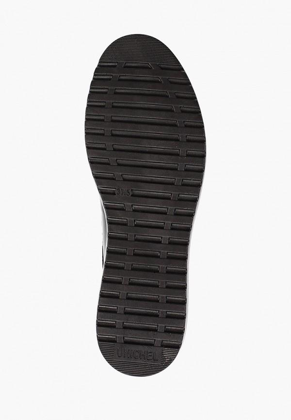 Фото 5 - Ботинки Юничел синего цвета