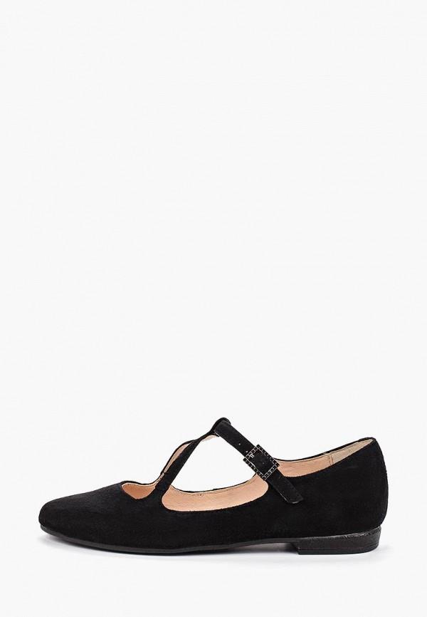 Купить Туфли Юничел черного цвета