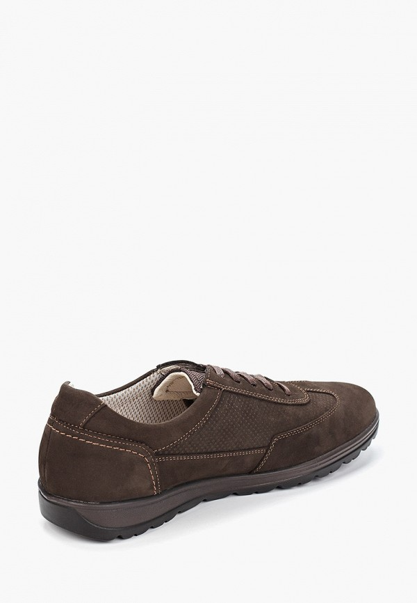 Фото 3 - мужские кроссовки Юничел цвета хаки