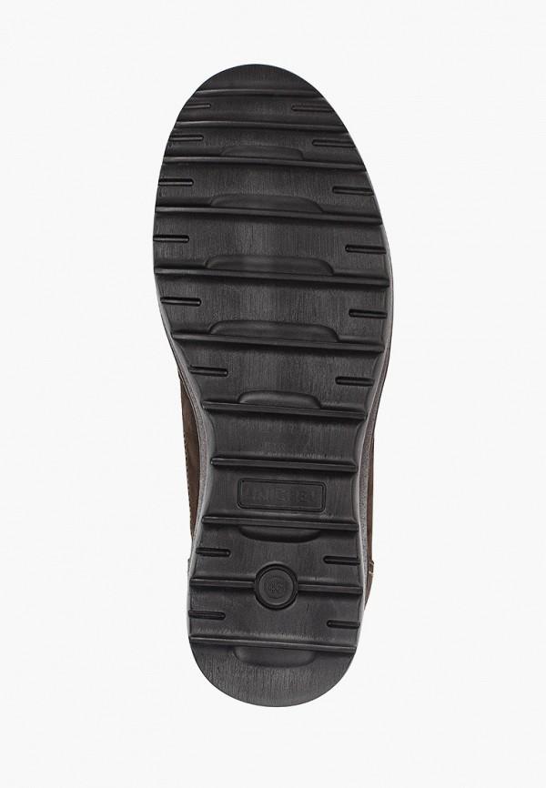 Фото 5 - мужские кроссовки Юничел цвета хаки