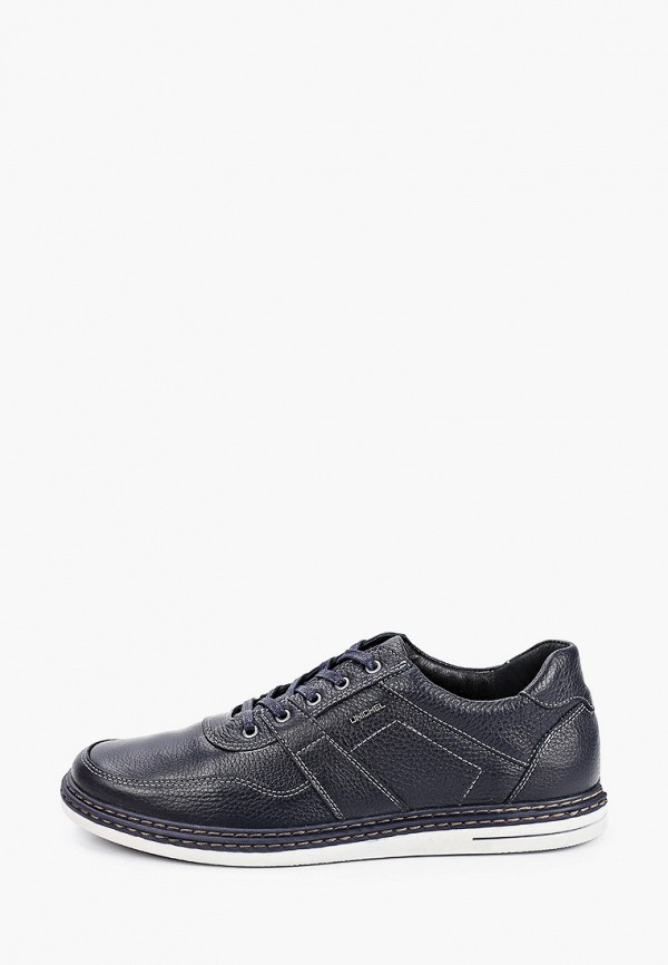 мужские ботинки юничел, синие