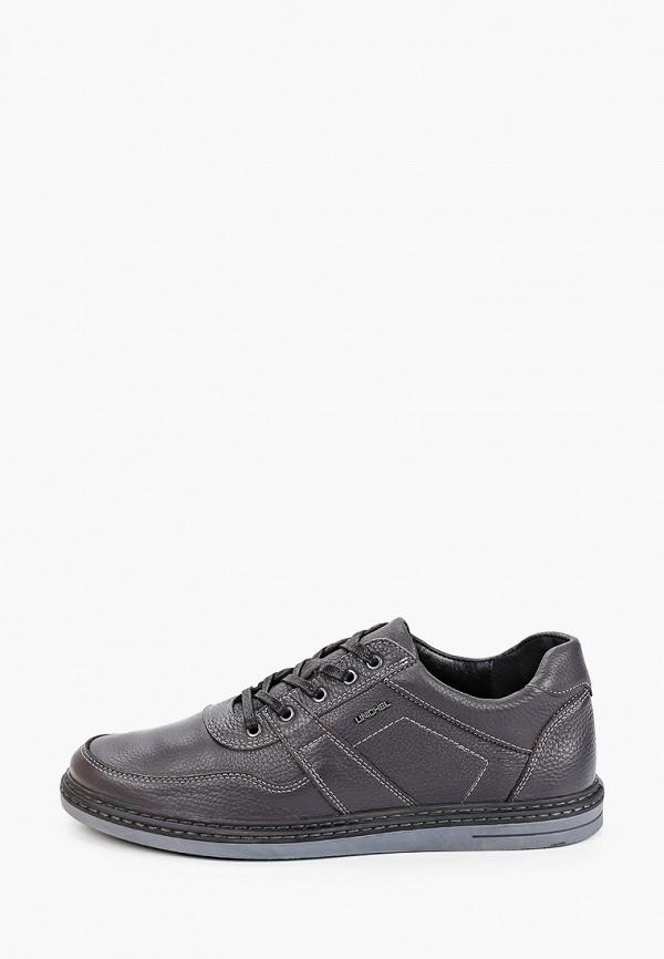 мужские ботинки юничел, серые