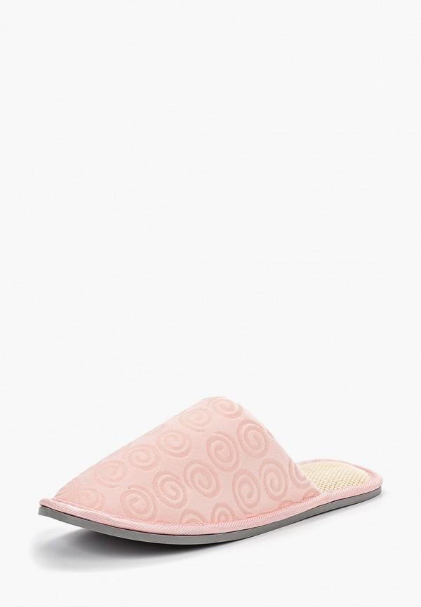 Фото 2 - Тапочки Юничел розового цвета