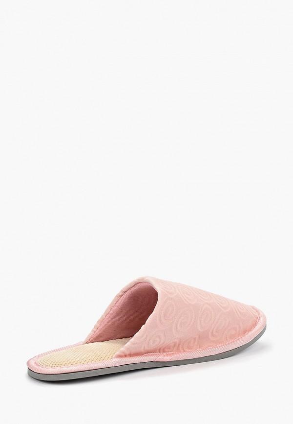 Фото 3 - Тапочки Юничел розового цвета