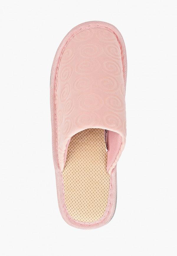 Фото 4 - Тапочки Юничел розового цвета