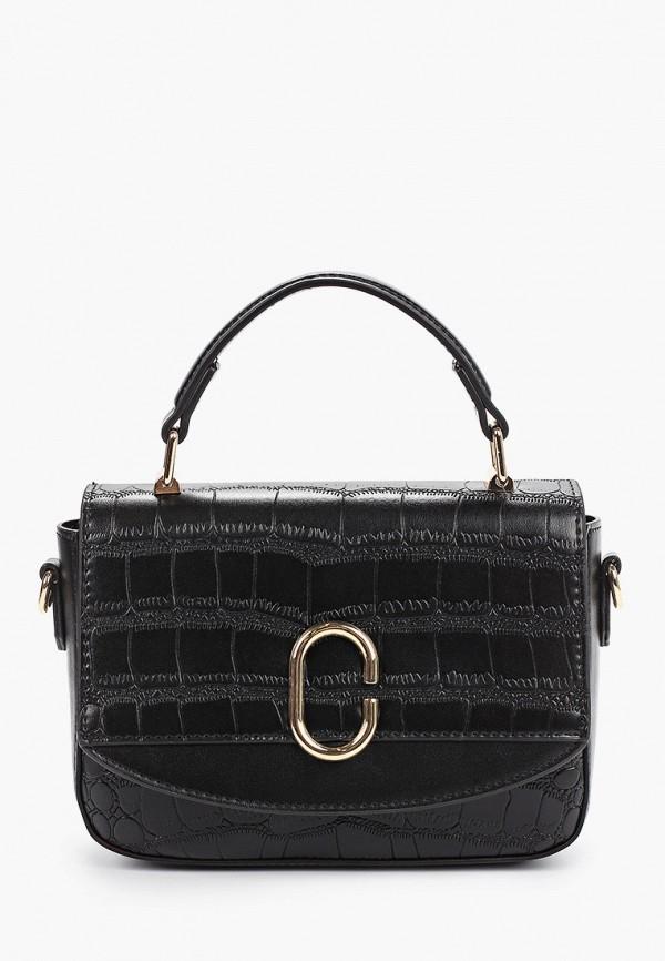 женская сумка zarina, черная