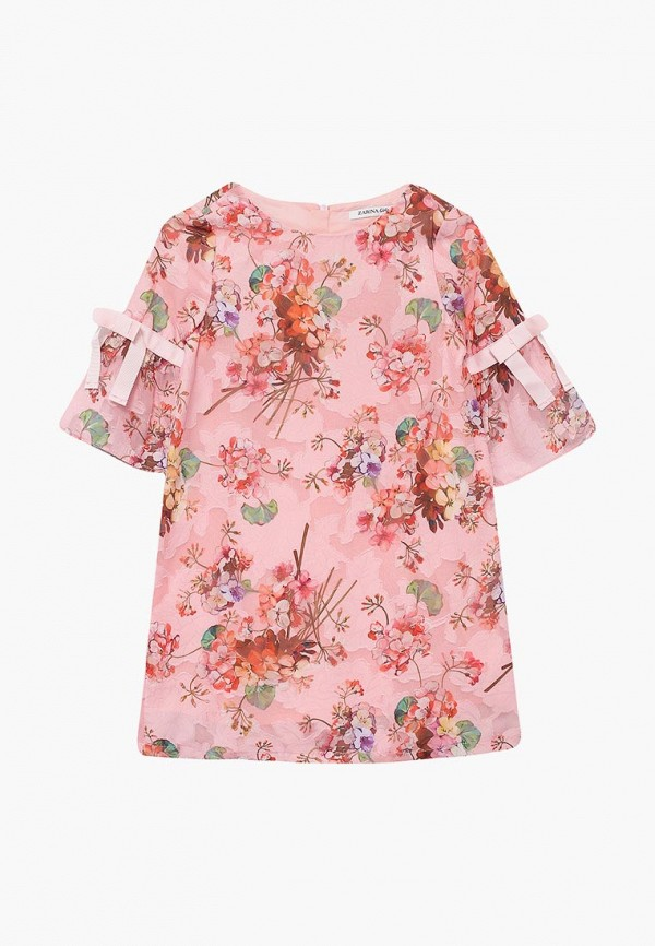 Платье Zarina, ZA004EGATLL3, розовый, Весна-лето 2018  - купить со скидкой