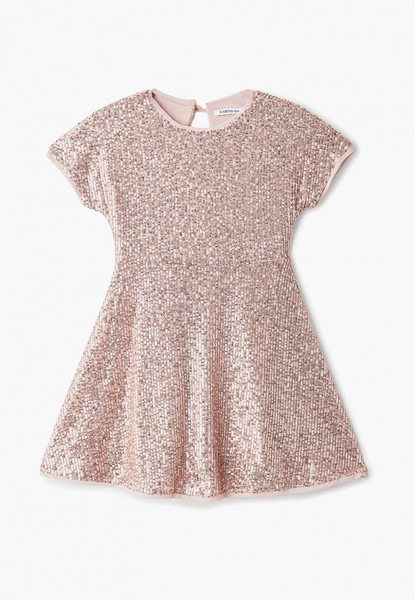 Платье Zarina Zarina ZA004EGEOSF6 блузка женская zarina цвет розовый 8224507407094 размер xl 50