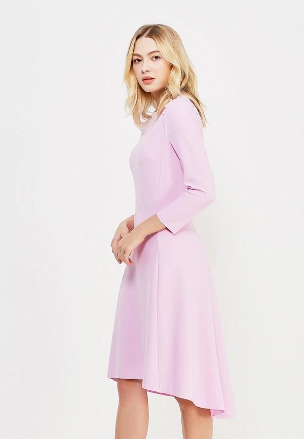 Купить Платье Zarina, ZA004EWABUA2, розовый, Весна-лето 2018