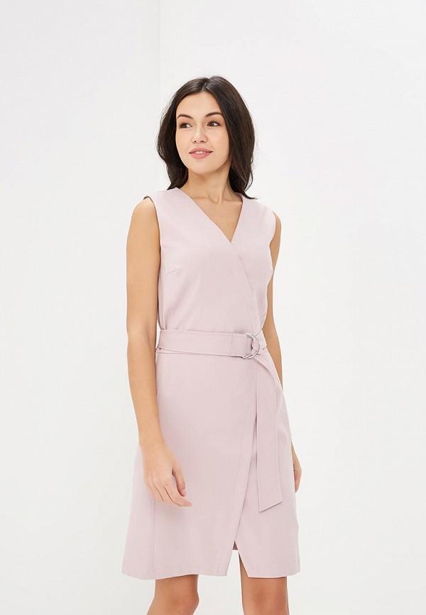 Купить Платье Zarina, ZA004EWABUK2, розовый, Весна-лето 2018