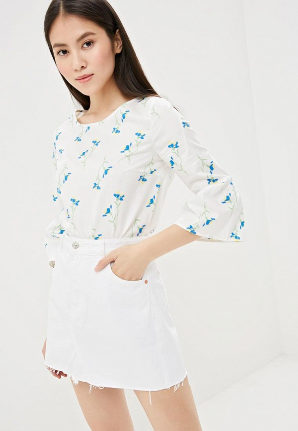 Блуза Zarina Zarina ZA004EWABUO1 блуза zarina zarina za004ewysu26