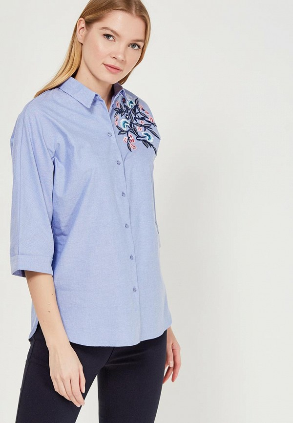 Рубашка Zarina Zarina ZA004EWABUP5